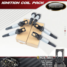 Set of 6x Ignition Coils for BMW E39 E46 E53 E88 3, 5, 7 Series, X3 X5 Z3 Z4 M3