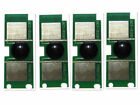 4 x Toner Chips For HP Color LaserJet 1500/1500L 2500/2500n/2500L Q9700A Q9703A