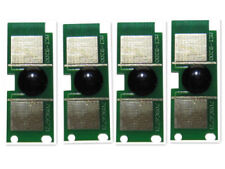 4 x Toner Reset Chips For HP Color LaserJet 2550/2820/2840/2830  Q3960A ~ Q3963A