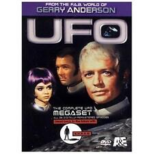 BRAND NEW! COMPLETE UFO Megaset Gerry Anderson TV Show Series DVD Collection