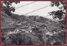 PIACENZA FERRIERE 04 Fraz. GAMBARO VAL NURE Cartolina FOTOGRAFICA viaggiata 1956
