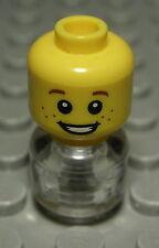 Lego Figur Zubehör Kopf Kind                                          (896 #)