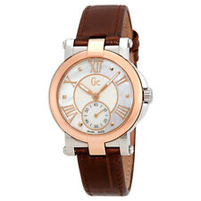 Guess Demoiselle Mother Of Pearl Dial Ladies Watch X50004L1S