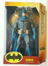 """DC Super Heroes Superheroes BATMAN Select Sculpt S3 Blue Variant 12"""" Figure"""