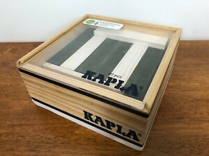 Kapla 40 pc box green and white
