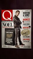 Q Music 4 Magazine Bundle Gallagher Killers Lashes Williams Kasabian Blur Pulp