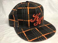 New Era Kicks/Hi Fitted 7 3/8 Supreme Plaid Huf