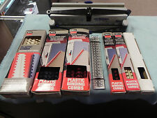 ibico Hitech Binding System with Combs bundle