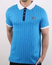 Fila Vintage Bb1 Polo Shirt Blue