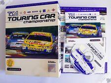 PC IBM TOCA Touring Car Championship Big Box CD-ROM Racing Computerspiel