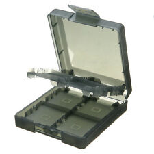 Game Card Case Holder 16 in1 Cartridge Storage Box For Nintendo 3DS DSi DS XL LL