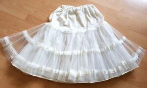 schöner Petticoat  original 50er Jahre
