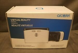 Alcatel Idol 4 VR Virtual Reality Goggles - Headset ONLY - No Phone