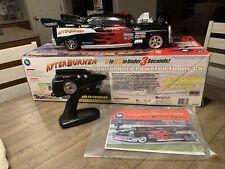 (Rare) Rc Nitro 57 Chevy Funny Car Afterburner