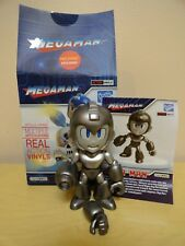 Capcom Loyal Subjects Action Vinyls Metallic Grayscale Hot Topic Megaman Figure