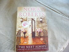 BOOK ONE OF THE INN BOONSBORO TRILOGY BY NORA ROBERTS(2011 PAPER BACK BOOK)
