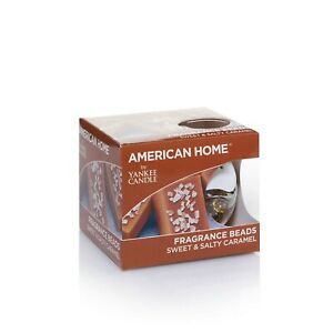 American Home YANKEE CANDLE FRAGRANCE BEADS: SWEET & SALTY CARAMEL (2.6 oz/75g)