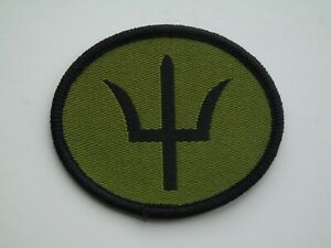 British Army 151 Regiment Royal Logistic Corps Tactical Recognition Flash TRF