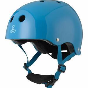 Triple Eight LIL 8 Dual Certified Sweatsaver Kids Skateboard Bike Helmet