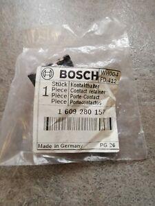 GENUINE Bosch Contact Retainer 1609280157