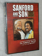 Sanford and Son Complete Series (US Steptoe) - 17 DVD Box Set - NEW & SEALED