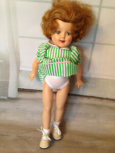 """Undies Panties for 12"""" Vintage Ideal Shirley Temple doll ST-12"""