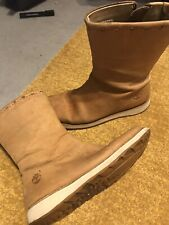 Timberland Ankle Boots, Uk Size 5.5/6, 5M, Preowned Authentic