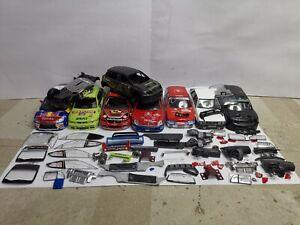 1/43 Lote Desguace de coches,Zx,Mitsubishi,Skoda,Seat,Fabia,Wrc,Citroen,Renault.