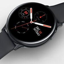 Smart Watch Men Women Full Touch Screen IP68 Waterproof Heart Rate Monitor