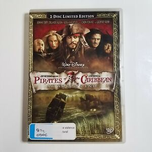 Pirates of the Caribbean: At World's End   DVD   Johnny Depp, Orlando Bloom