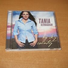 TANIA KERNAGHAN - BIG SKY COUNTRY * SIGNED * AUSTRALIA CD Album 13 Tracks