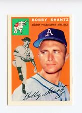 Bobby Shantz - Philadelphia Athletics 1994 Topps Archives 54' Topps Reprint