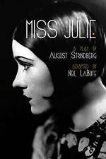 Miss Julie: A Play-ExLibrary