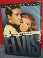 New Sealed Viva Las Vegas Movie DVD Elvis Presley Ann-Margret Deluxe Edition