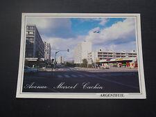 CPM Argenteuil Avenue Marcel Cachin