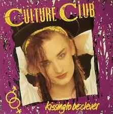 CULTURE CLUB - Kissing To Be Clever (LP) (EX/EX-)