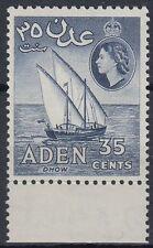 Aden 1964 ** Mi.82 Wz.2/wmk w12 Boot Boat Dhow [st1212]