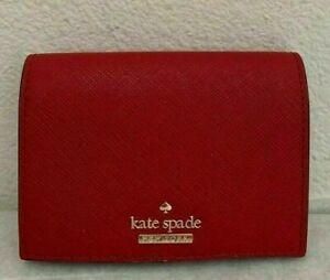NWT Kate Spade Cameron Street Annabella Saffiano Leather Card Case PWRU6516 $88