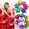 "5pcs 18"" Heart Star Foil Helium Balloons Wedding Party Birthday Decoration DIY"