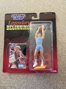 1998 Starting Lineup Timeless Legends Larry Bird Indiana State Sealed