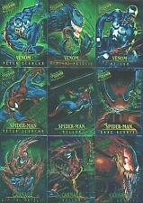 SPIDERMAN ULTRA 1995 MASTERPIECES SET (9)