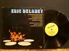 ERIC DELANEY  Eric Dela    LP   Jazz Drums Breaks etc     GREAT !
