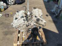 LEXUS GS 450H 296BHP 3.5 HYBRID 2007 - COMPLETE BARE ENGINE 2GR