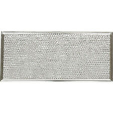 Compatible Whirlpool W10208631A Aluminum Mesh Microwave Oven Grease Filter