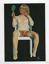 Carte Postale ASLAN. Miroir.. Editions Nugeron - ETAT NEUF