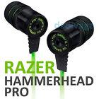 Razer Hammerhead Pro In-Ear Earphone Headphone Earbuds PC Laptop Gaming Headset
