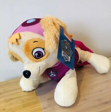 NEW Paw Patrol Skye Character Plush Backpack