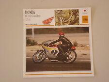 - scheda moto HONDA RC 149 GRAND PRIX 125 CC