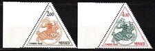 Monaco - 1982 Royal seal Mi. taxe 75-76 MNH