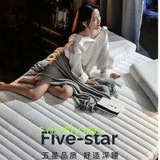 New Natural Thai Latex Size Memory Foam Filling Stereoscopic Breathable Mattress